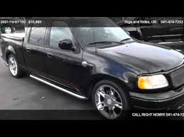2001 ford f150 harley davidson for sale 2001 ford f150 harley davidson 4d for sale in grants pass or