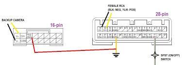 help installing backup camera setting up av on bespoke scion