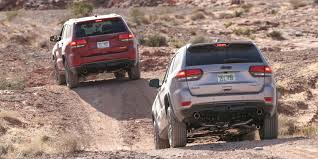 2016 jeep grand cherokee off road 2017 jeep grand cherokee trailhawk review caradvice