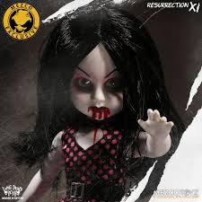 halloween resurrection living dead dolls resurrection xi mezco toyz