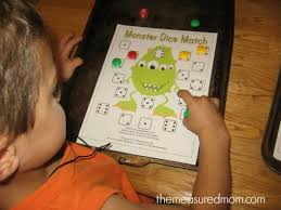 printable numeracy games year 1 monster math games activities with loads of free printables for