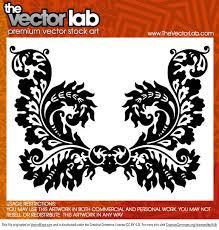 free ornamental flourish vector