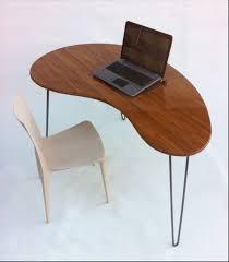 Unique Desk Ideas Cheap Unique Kidney Desks Lovable Kidney Shaped Desk Ideas Oval