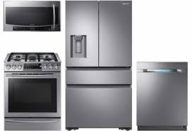 3 Piece Kitchen Appliance Set by Kitchen Appliance Packages At Best Buy