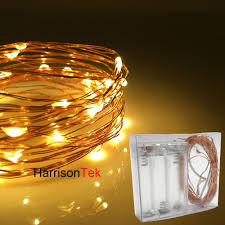Led Wire String Lights by Led Christmas String Lights Christmas Lights Decoration