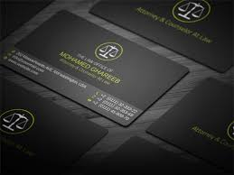 Lawyer Business Card Design Creative Lawyer Business Card Update 1 2014 On Behance