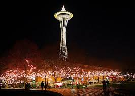 seattle christmas tree seattle holiday events christmas