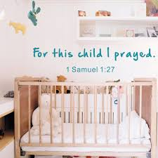 Scripture Wall Decals For Nursery Christian Baby Nursery Wall Decals Christian Wall Decor Ideas