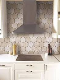 hexagon tile kitchen backsplash i these hexagon tiles from topps tiles they really add a