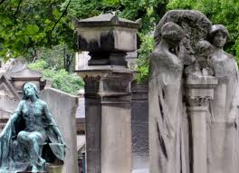 cemetery statues janice macleod statues of pere lachaise cemetery