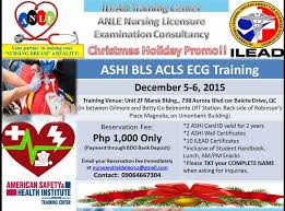 it u0027s rndrei ashi bls acls ecg training december 5 6 2015