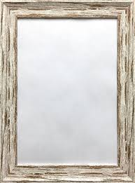 distressed wood finish photo frame picture frame various sizes