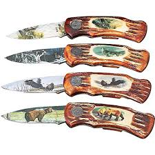 maxam kitchen knives maxam skwild4 4 wildlife lockback knife home
