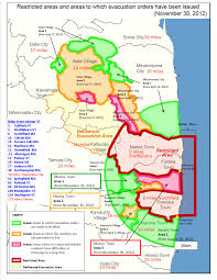 Fukushima Radiation Map Fukushima Tired Of Being Out Of The News Makes New Play For