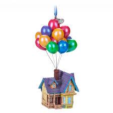 up house sketchbook ornament birthday list