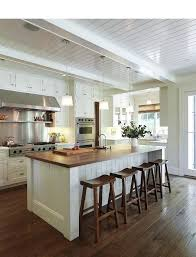 kitchen islands with butcher block tops custom hickory bucher block kitchen island traditional in islands