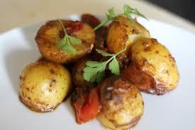 Potatoes As Main Dish - mamacook bombay potatoes for the whole family