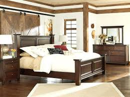 porter bedroom set shay bedroom set black poster bed frame with
