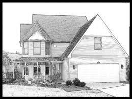 drawing a house pictures drawings of a house drawings art gallery