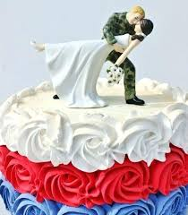 army wedding cake toppers wedding cake topper army picture marine cake toppers for wedding