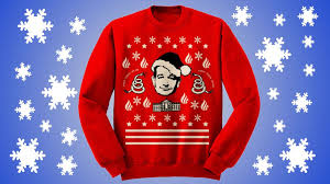 you can now buy an ugly christmas sweater with ted cruz u0027s face on it