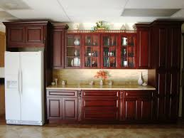 cherry wood kitchen cabinets lowes modern cabinets