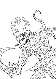 carnage coloring pages carnage coloring pages coloring home to