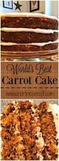 world u0027s best carrot cake recipe fluffy cream cheese frosting