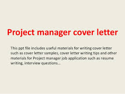 project manager cover letter project manager cover letter 1 638 jpg cb 1393189707