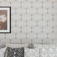 feuchtigkeit im schlafzimmer beibehang hochwertige 3d moderne einfache tapete gestreiften
