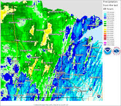 Clearwater Zip Code Map by Rainfall Totals From This Weekend