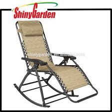 Aluminum Folding Rocker Lawn Chair by Rocking Recliner Outdoor Chair Rocking Recliner Outdoor Chair