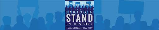 taking a stand in history national history day nhd