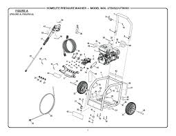 ut80953 homelite pressure washer parts homelite parts
