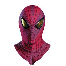jul121652 amazing spider man deluxe mask previews world