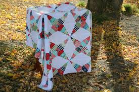 quilts for sale brights on white