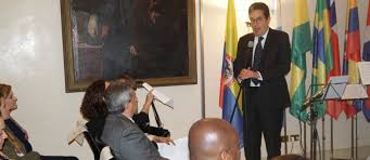consolato colombiano consulado de colombia en roma