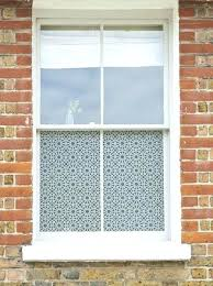bathroom window ideas for privacy marvellous door window privacy ideas images best image engine