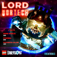 Dimensions Lord Vortech Lego Dimensions Wikia Fandom Powered By Wikia