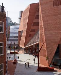 Contemporary Architecture by Contemporary Architecture Yves Chan You Cultural Complex Jinan