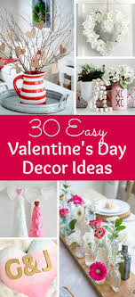s day decor 30 easy s day decor ideas hello home