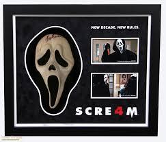 ghost face scream mask scream 4 scre4m ghostface mask original movie costume