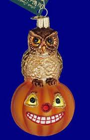mr pumpkin head glass ornament halloween pinterest