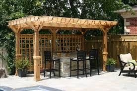 Small Backyard Pergola Ideas Backyard Pergolas Ideas Best Backyard Pergola Design
