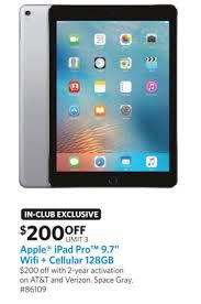 sam s club pre black friday sale sam u0027s club u0027s august 6 sale includes black friday prices on ipads