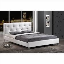 bedroom wonderful fabric tufted headboard art van storage bed