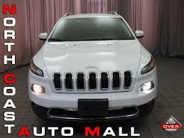 jeep cherokee gray 2017 2017 used jeep cherokee limited fwd at north coast auto mall