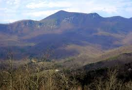Living In The Mountains by Lake Lure From The East Living In The Blue Ridge Mountains Of