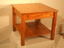 Oak End Tables Oak End Tables By Woodworkerscott Lumberjocks