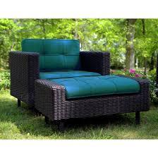wright 6 piece wicker patio conversation patio furniture set target
